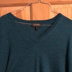 Men's Express Vneck sweater